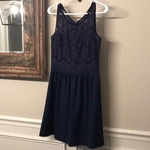 Navy Lily Pulitzer dress